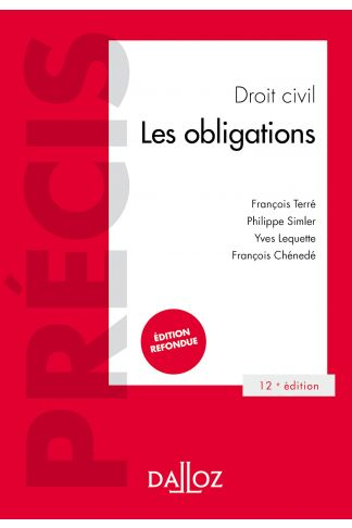 Droit civil Les obligations