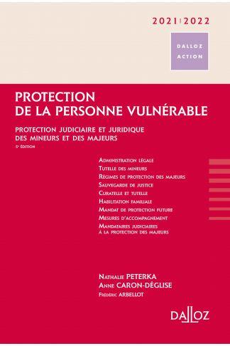 Protection de la personne vulnérable 2021/2022