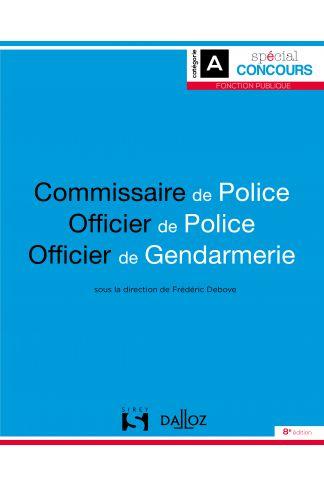 Commissaire de police. Officier de police. Officier de gendarmerie