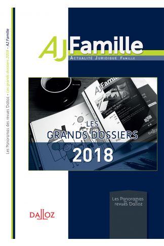 AJ famille - Les grands dossiers 2018