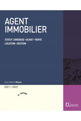 Agent immobilier 2021/22