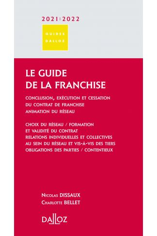 Le guide de la franchise 2021/22