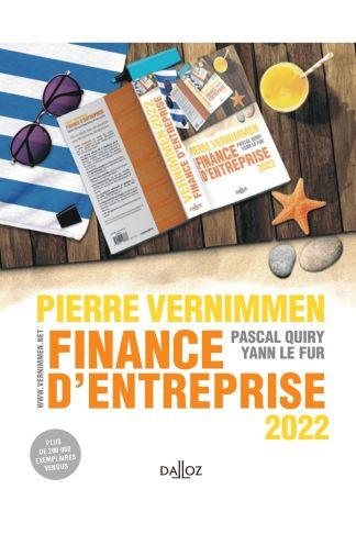 Finance d'entreprise 2022