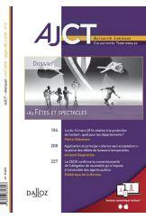 AJCT   (-50% sur votre Revue 2021)