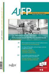 AJFP (-50% sur votre Revue 2021)