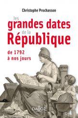 Les grandes dates de la République