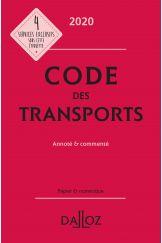 Code des transports 2020, annoté & commenté