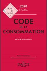 Code de la consommation 2020, annoté & commenté