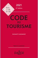 Code du tourisme 2021, annoté et commenté