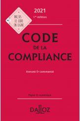 Code de la compliance 2021