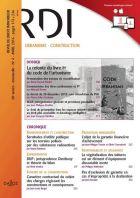 RDI (Abonnement 2022, fin d'année 2021 offerte !)