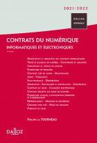 Contrats du numérique 2021/2022