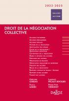 Droit de la négociation collective 2022/2023