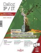 Dalloz IP/IT  (Abonnement 2021)