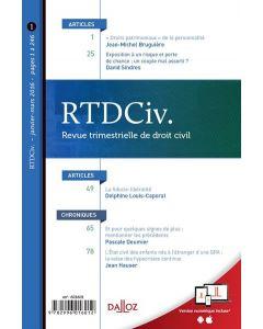 RTD Civ.