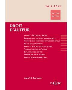 Droit d'auteur 2011/2012