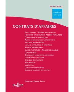 Contrats d'affaires 2010/2011
