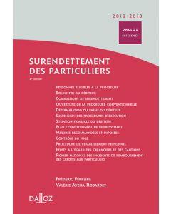 Surendettement des particuliers 2012/2013