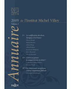 Annuaire de l'Institut Michel Villey. Volume 1 - 2009