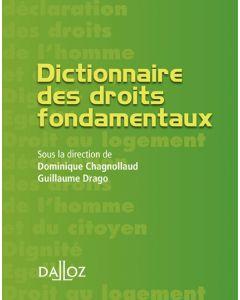 Dictionnaire des droits fondamentaux