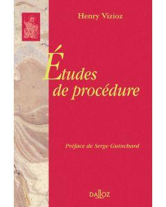 Études de procédure