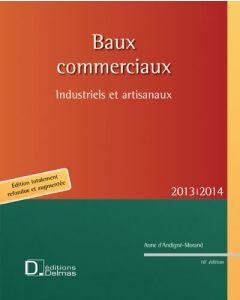 Baux commerciaux 2013/2014