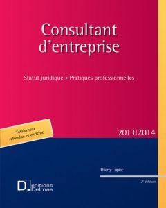 Consultant d'entreprises 2013/2014