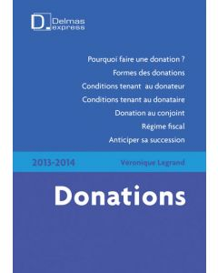 Donations 2013-2014