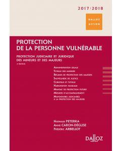Protection de la personne vulnérable 2017/2018