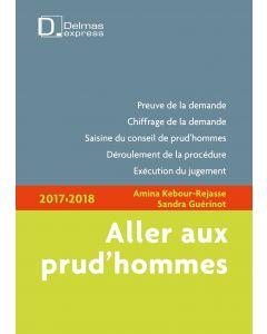 Aller aux Prud'hommes 2017/2018