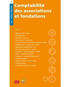 Comptabilité des associations et fondations
