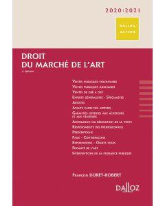 Droit du marché de l'art 2020/2021