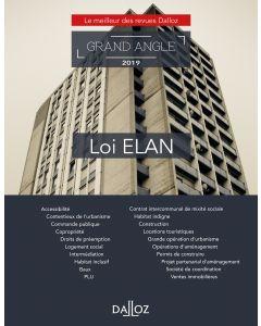 La loi Elan