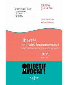 Libertés et droits fondamentaux.