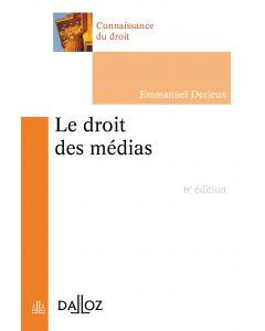 Le droit des médias