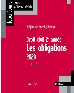 Droit civil 2e année 2020