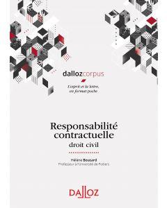 Responsabilité contractuelle en droit civil