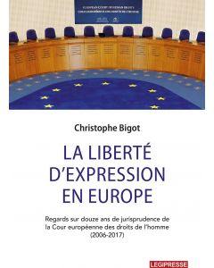 La liberté d'expression en Europe