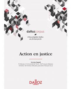 Action en justice