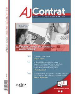 AJ Contrat