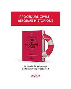 Procédure civile : réforme historique