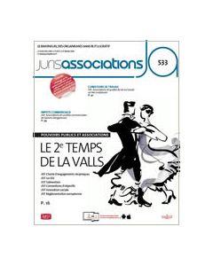 Relations pouvoirs publics et associations :le 2e temps de la Valls