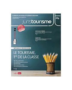 Métiers et professions : le tourisme 1er de la classe