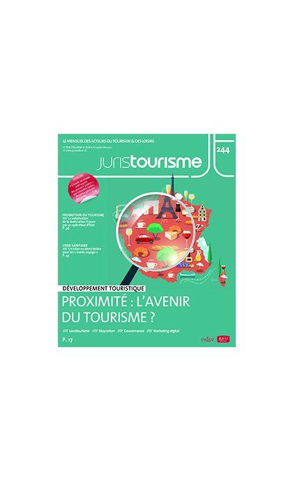 Juris Tourisme (Abonnement 2022, fin d'année 2021 offerte !)
