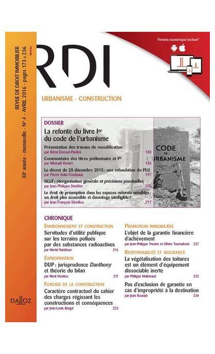 RDI (Abonnement 2021)