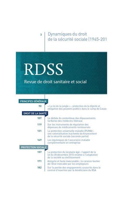 RDSS (Abonnement 2021)