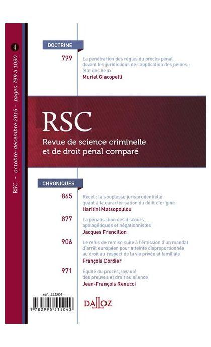 RSC (Abonnement 2022, fin d'année 2021 offerte !)