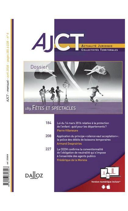 AJCT  (Abonnement 2021)