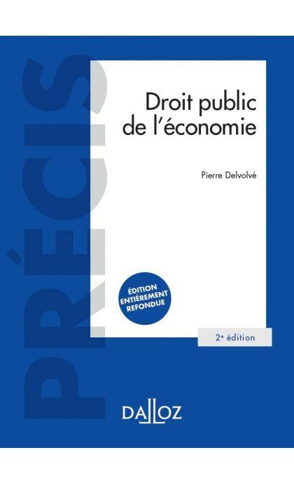 Droit public de l'économie 2e ed