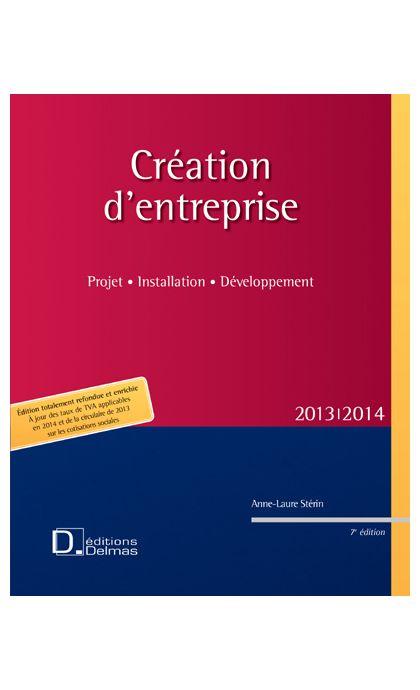 Création d'entreprise 2013/2014